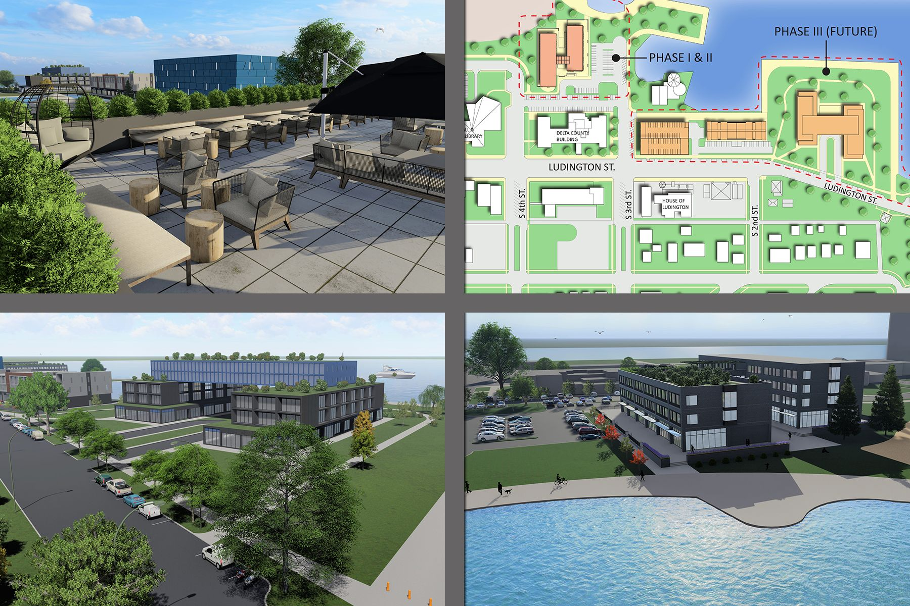 Mixed Use Development Planning