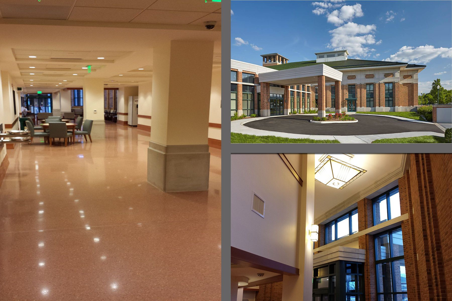 Cancer Center and Emergency Department