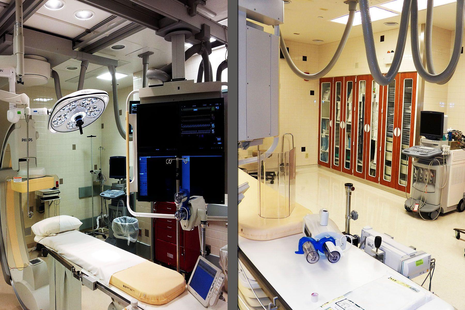 Special Procedure Suite Renovation