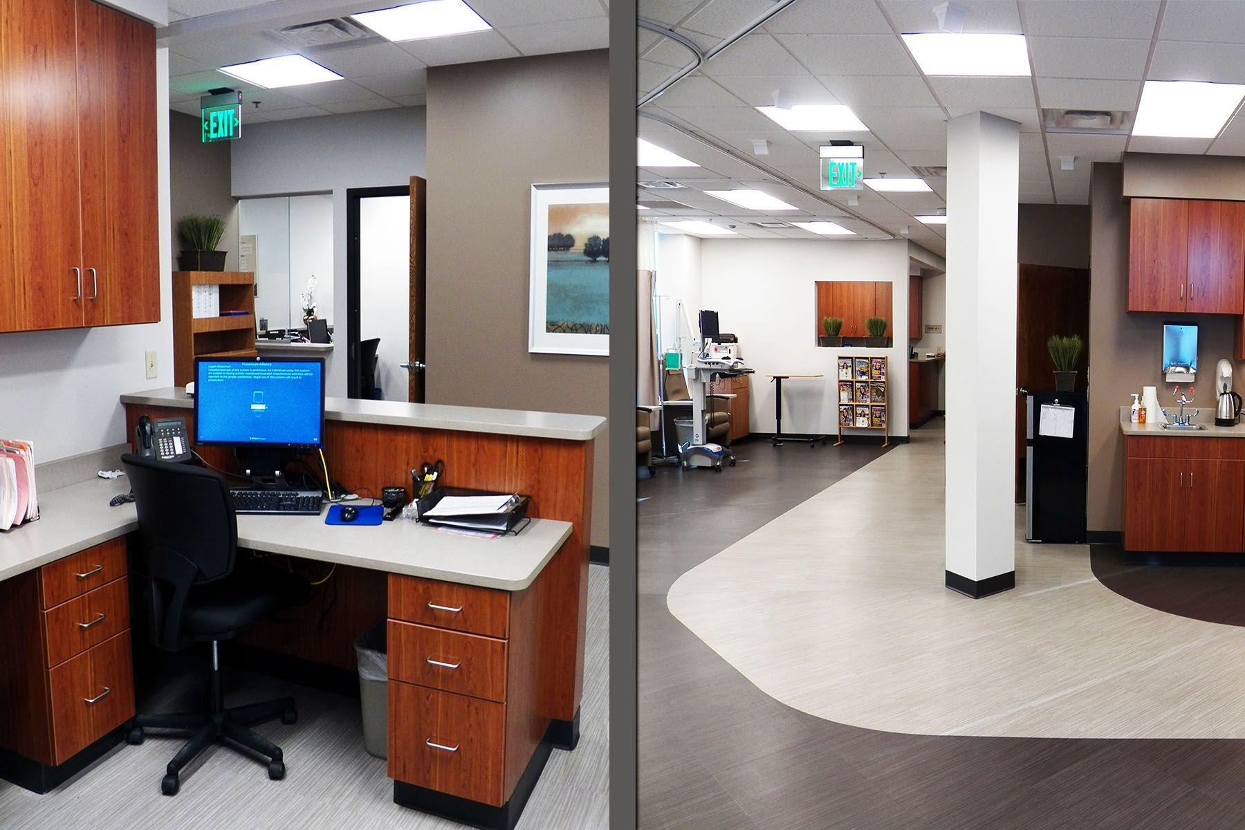 Infusion and Physician Suite Build-Out
