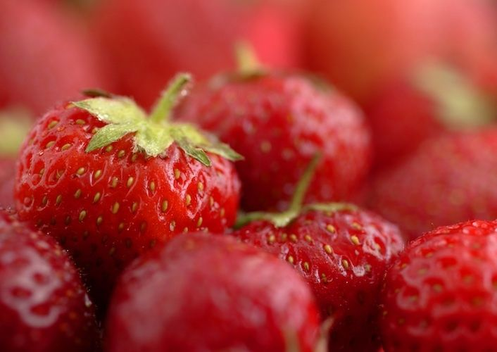 Fruits of the Spirit, Strawberries