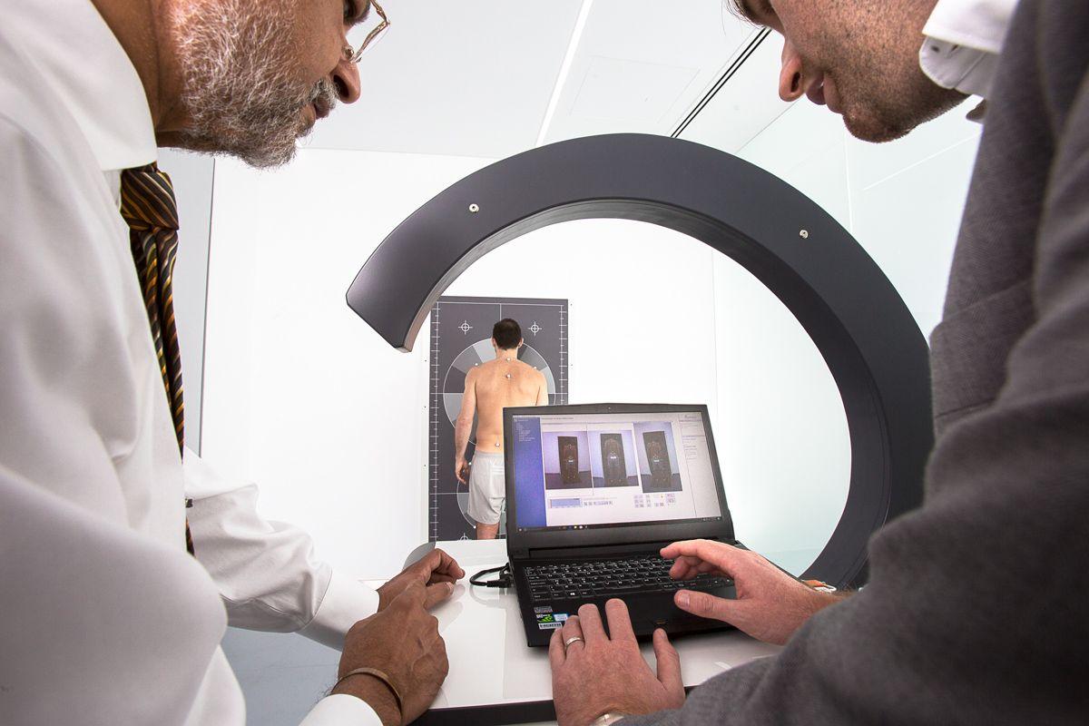 Biometrics at Nano M