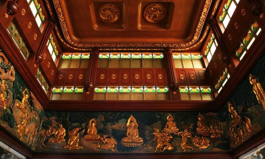 Seng Guan Buddhist Temple, Binondo