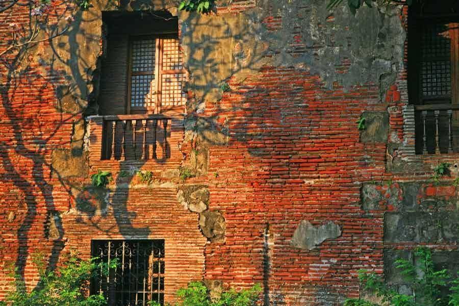 Fort Santiago Military Barracks, Now a Shrine to Freedom in Honor of Dr. Jose Rizal