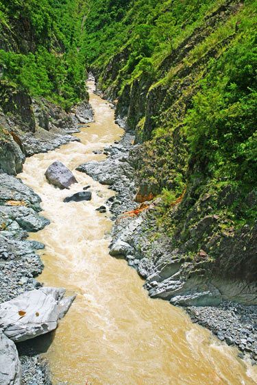 Bued River, The Cordillera