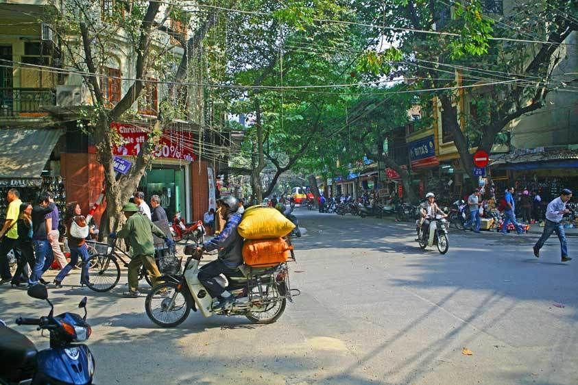 Old Quarters, Hanoi