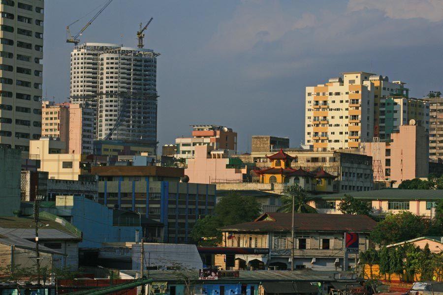 Binondo Skyline