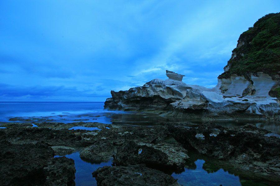 Capurpuraoan Rocks, Burgos, Ilocos Norte