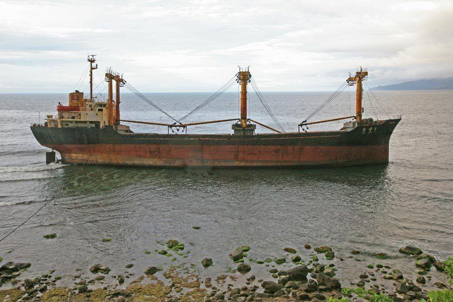 MV Nam Yang 8