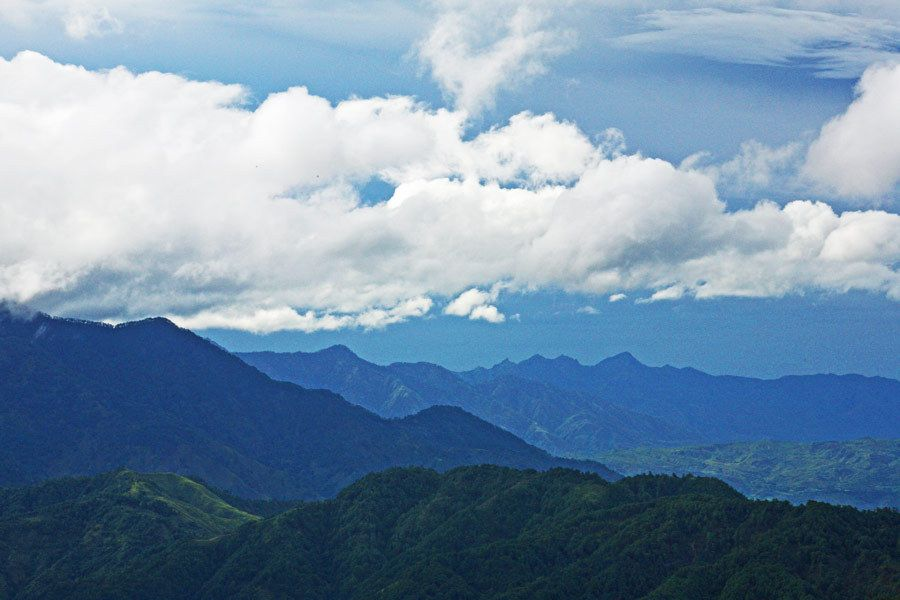The Cordillera, Northern Luzon