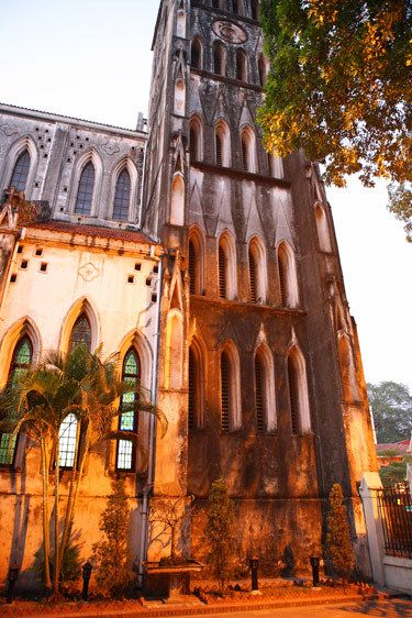 St. Francis Cathedral, Hanoi