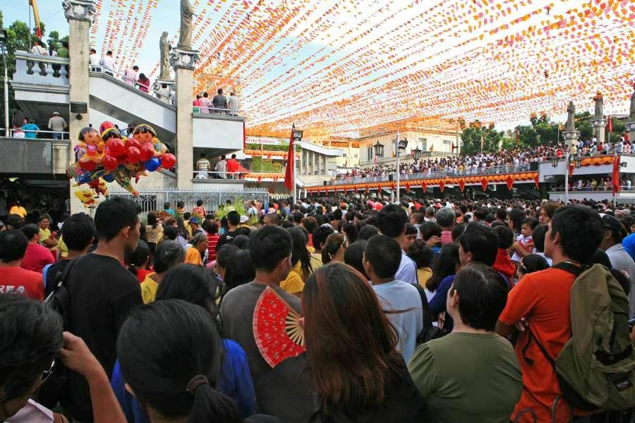 Preparation for Sinulog