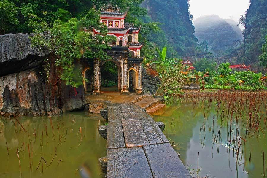 Bich Dong Temple, Jade Grotto, Ninh Binh