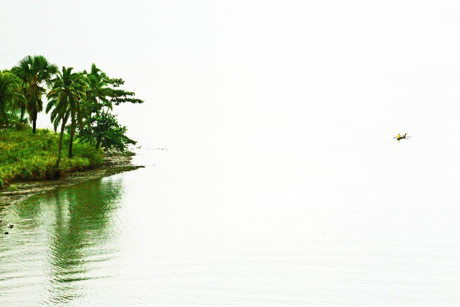 San Juanico Strait, Leyte