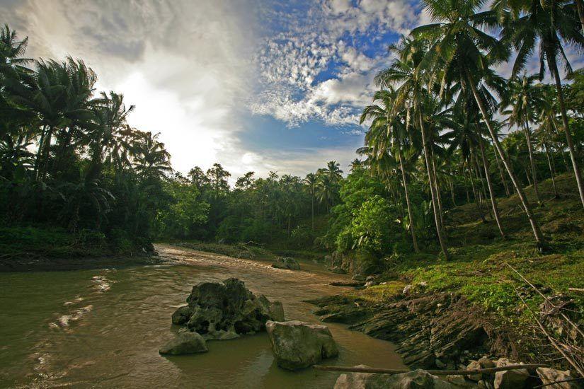 Sabagat River, Agusan del Sur
