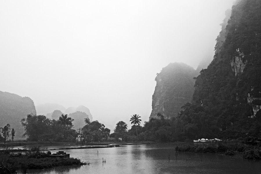 Cementary, Ninh Binh,  Northern Vietnam