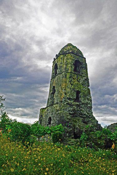 Cagsawa Ruins, Albay