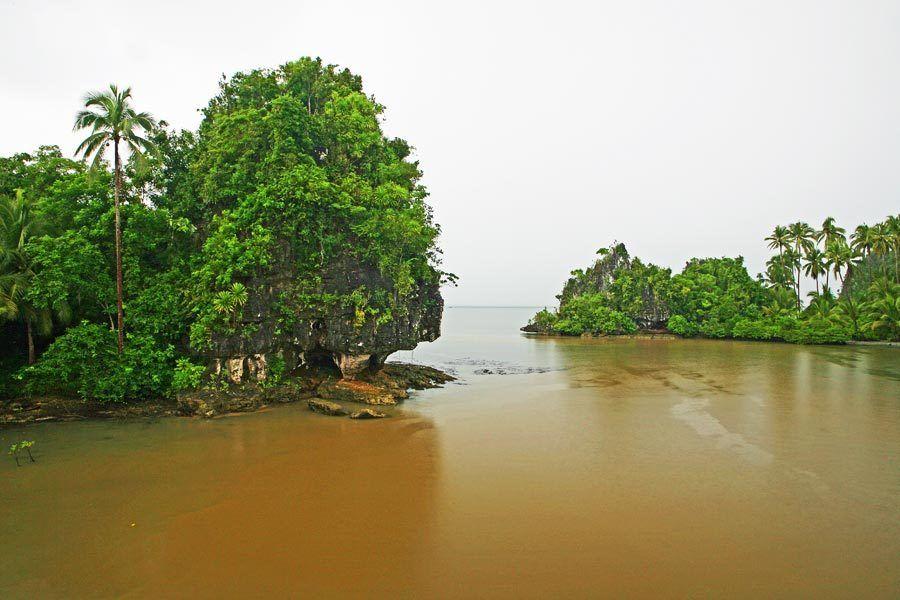 Basey River, Western Samar