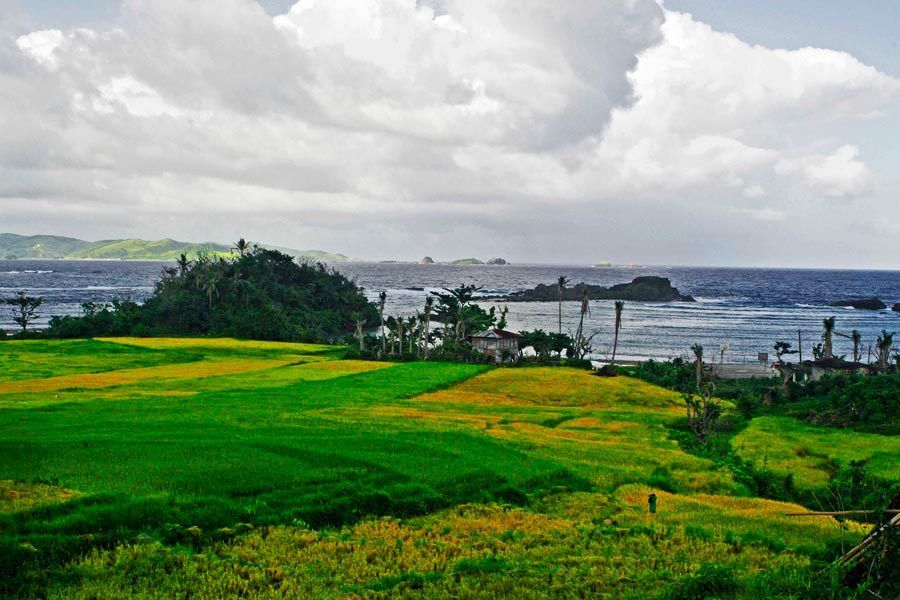 Cagraray, Bay of Baras, Catanduanes