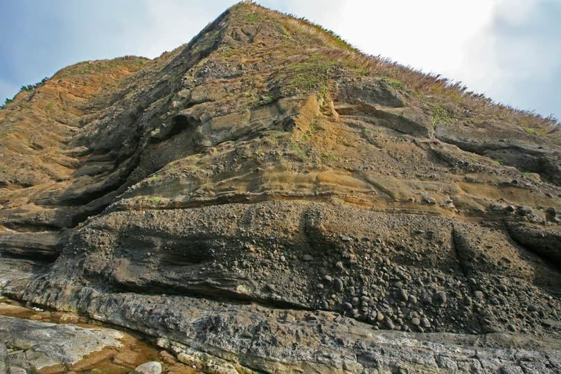 Nacathagan Cliffs