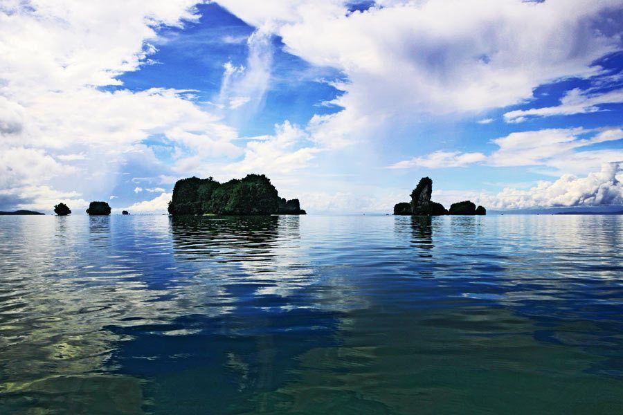 Maribot Islands, Western Samar