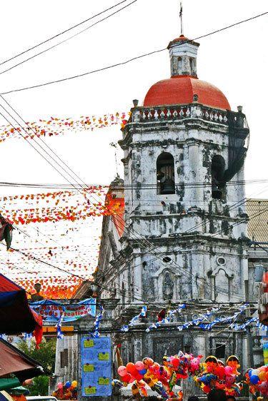 Basilica Minore Del Santo Nino, built in 1565, Cebu
