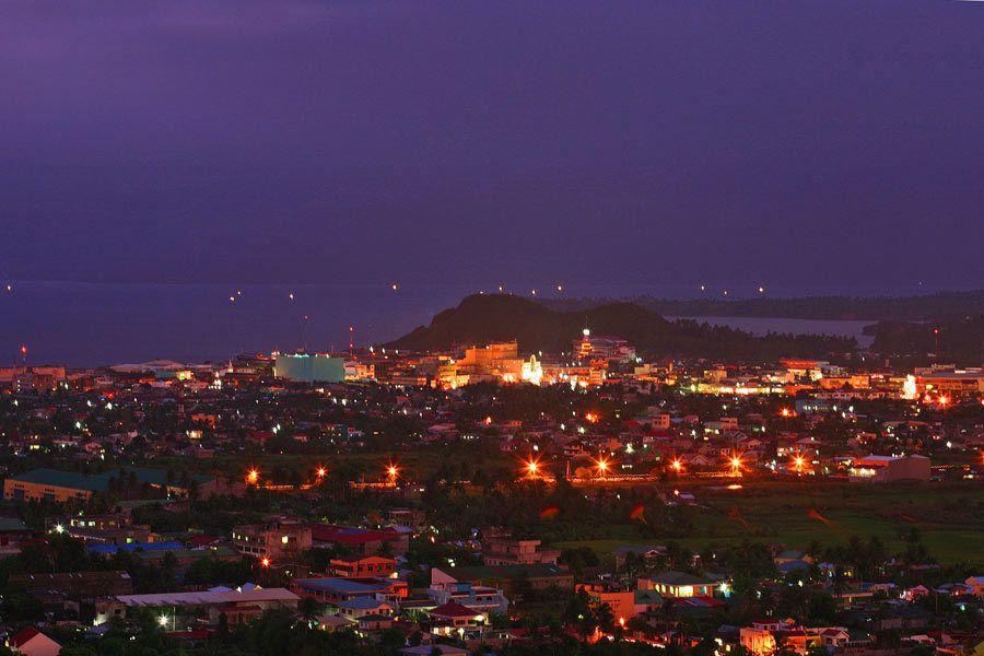 Legaspi City, Albay
