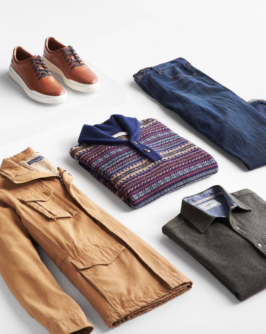 Mens Laydown Styling