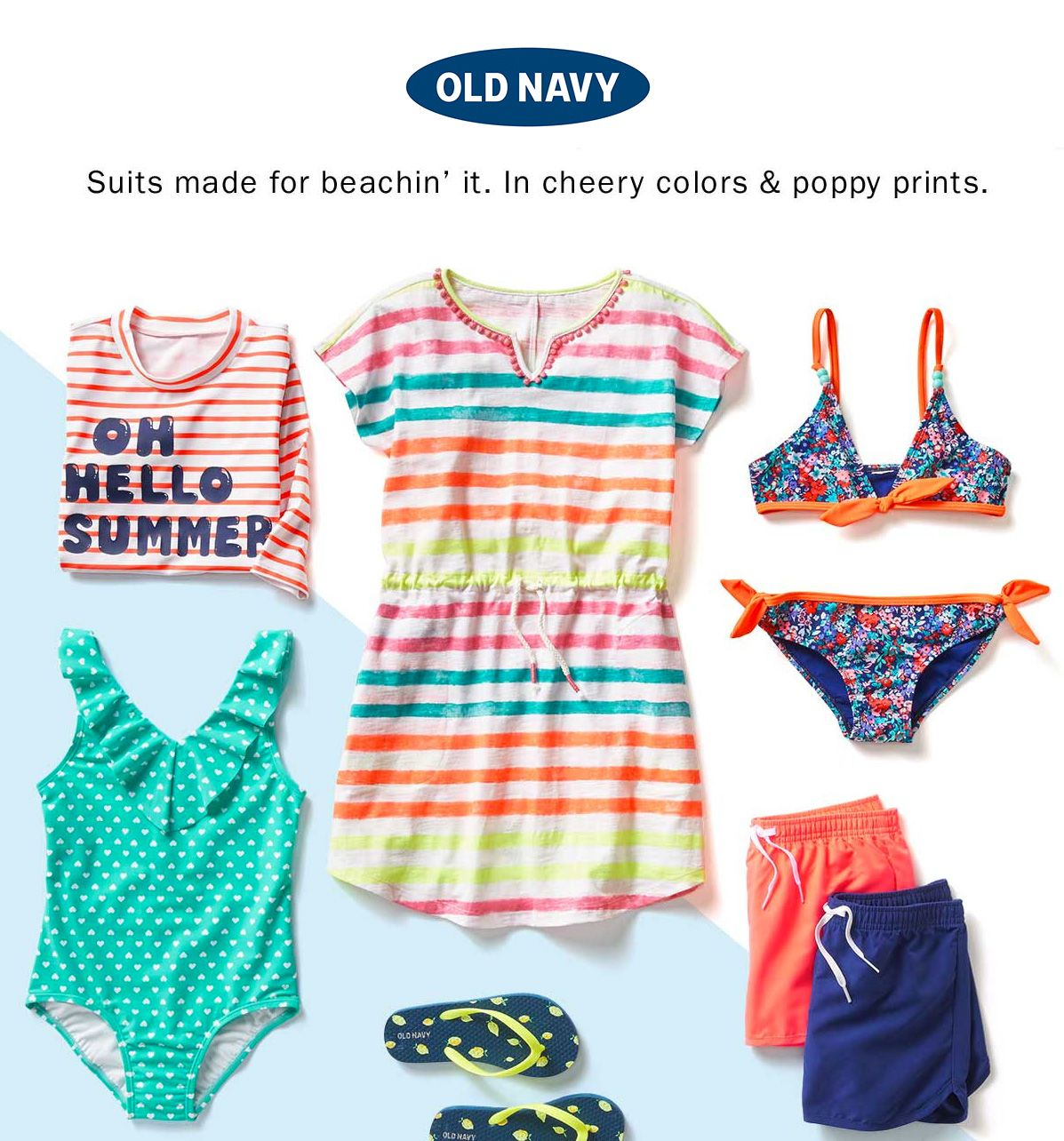 Old Navy Girls Summer