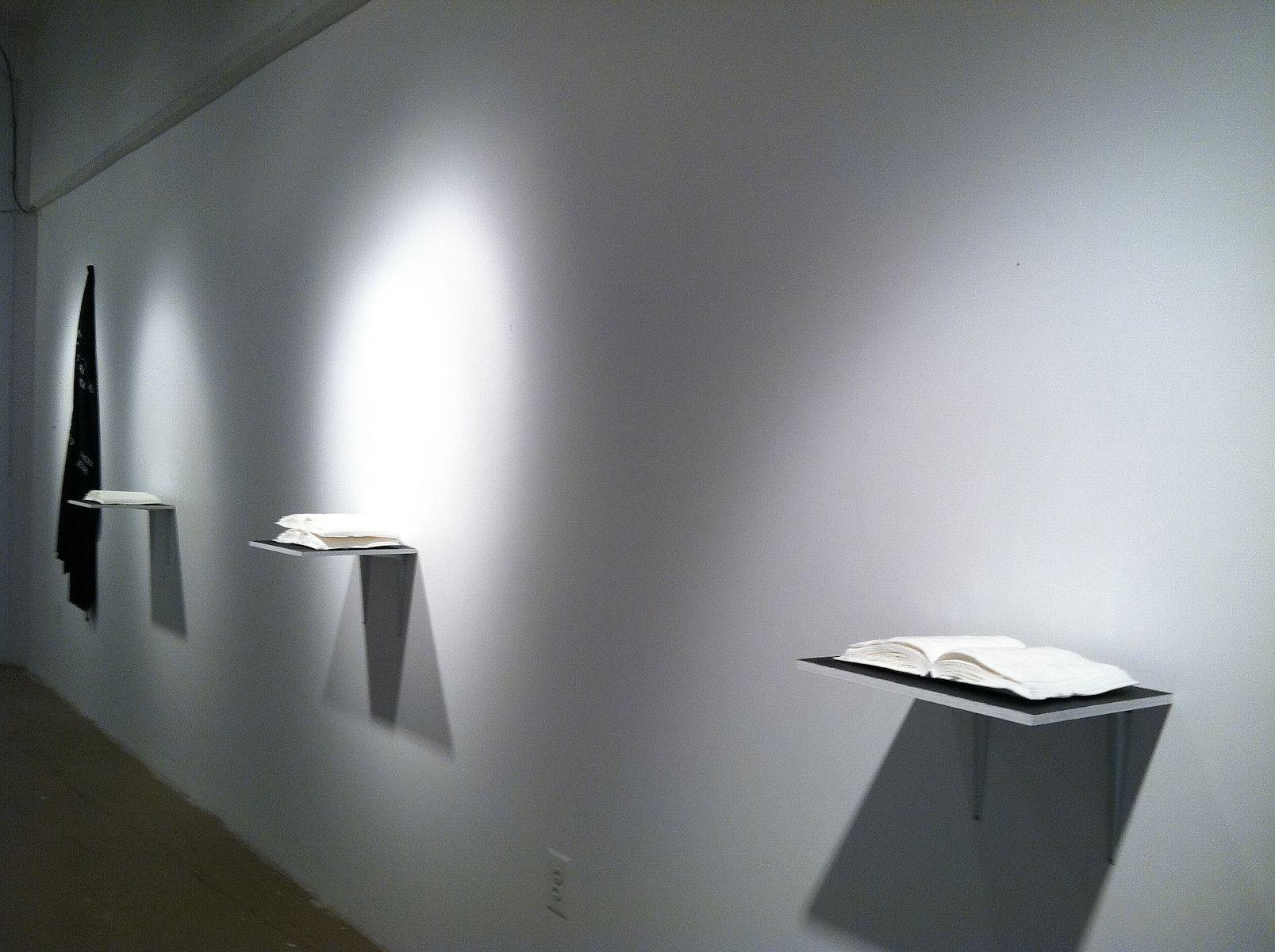 Monuments of Language IV Installation