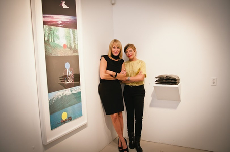 ES & Artist, Kara Rooney