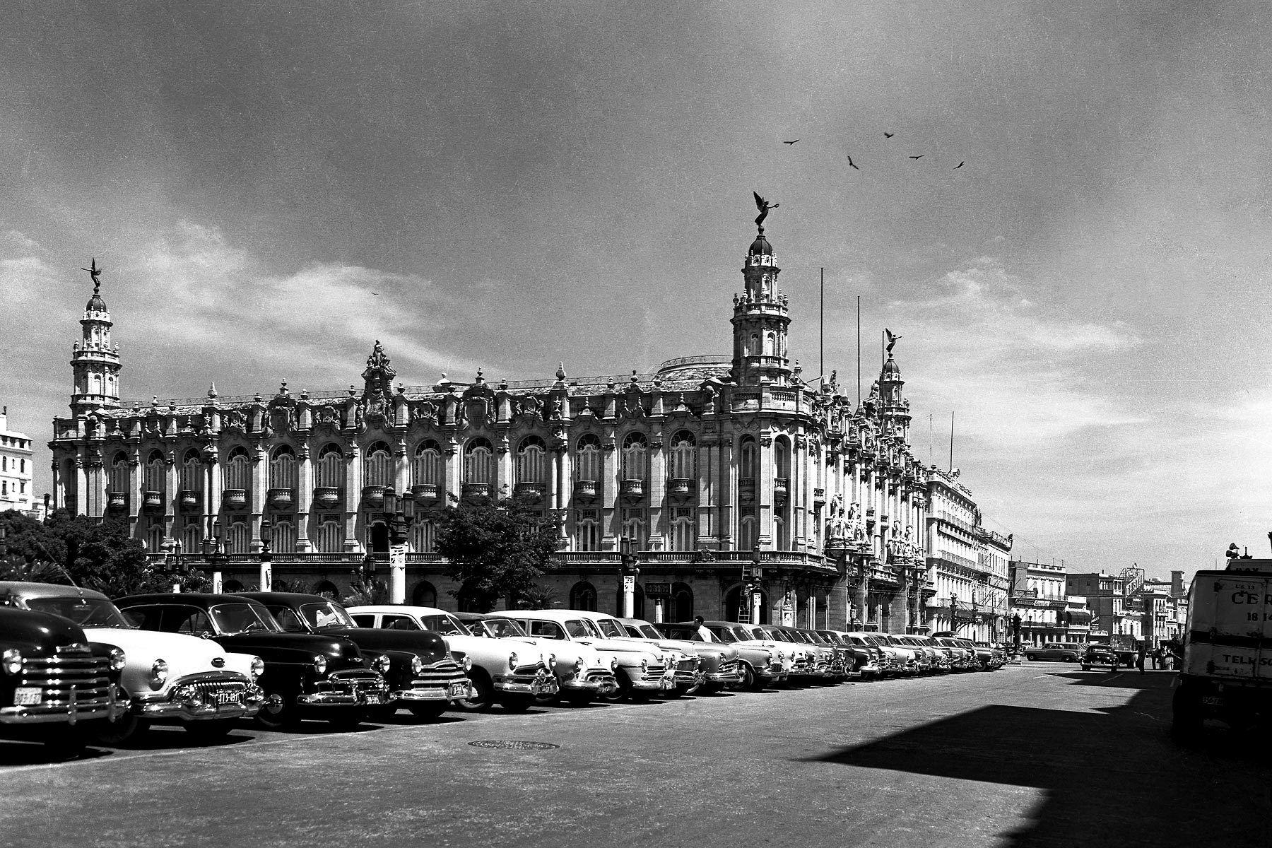 Centro Gallego 1954