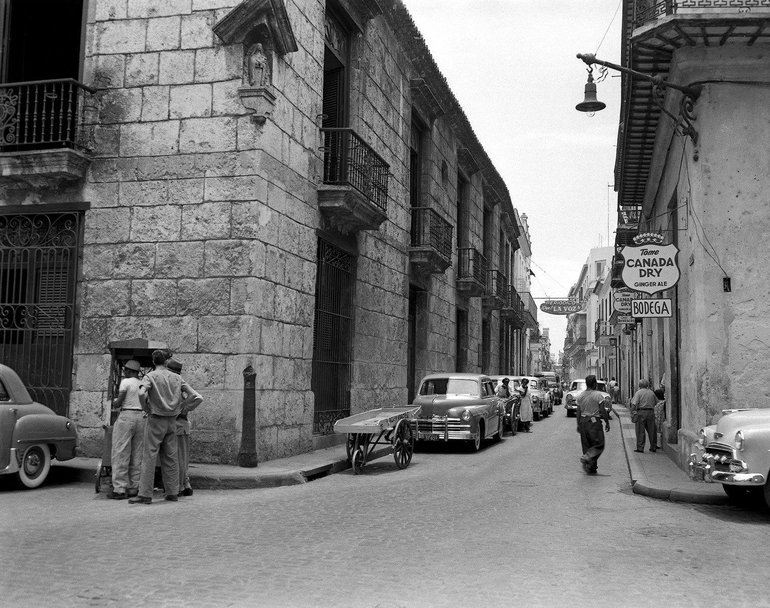 San Ignacio Street 1954