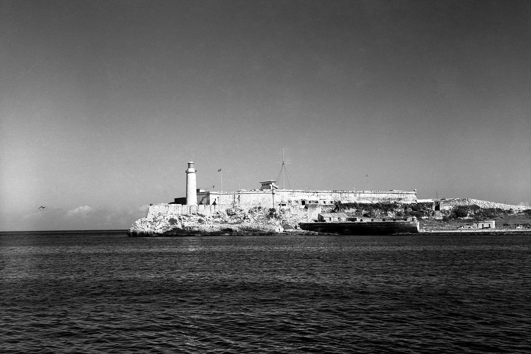 Morro Castle 1954