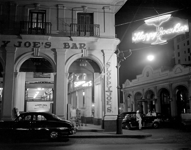 Sloppy Joe's Bar 1954