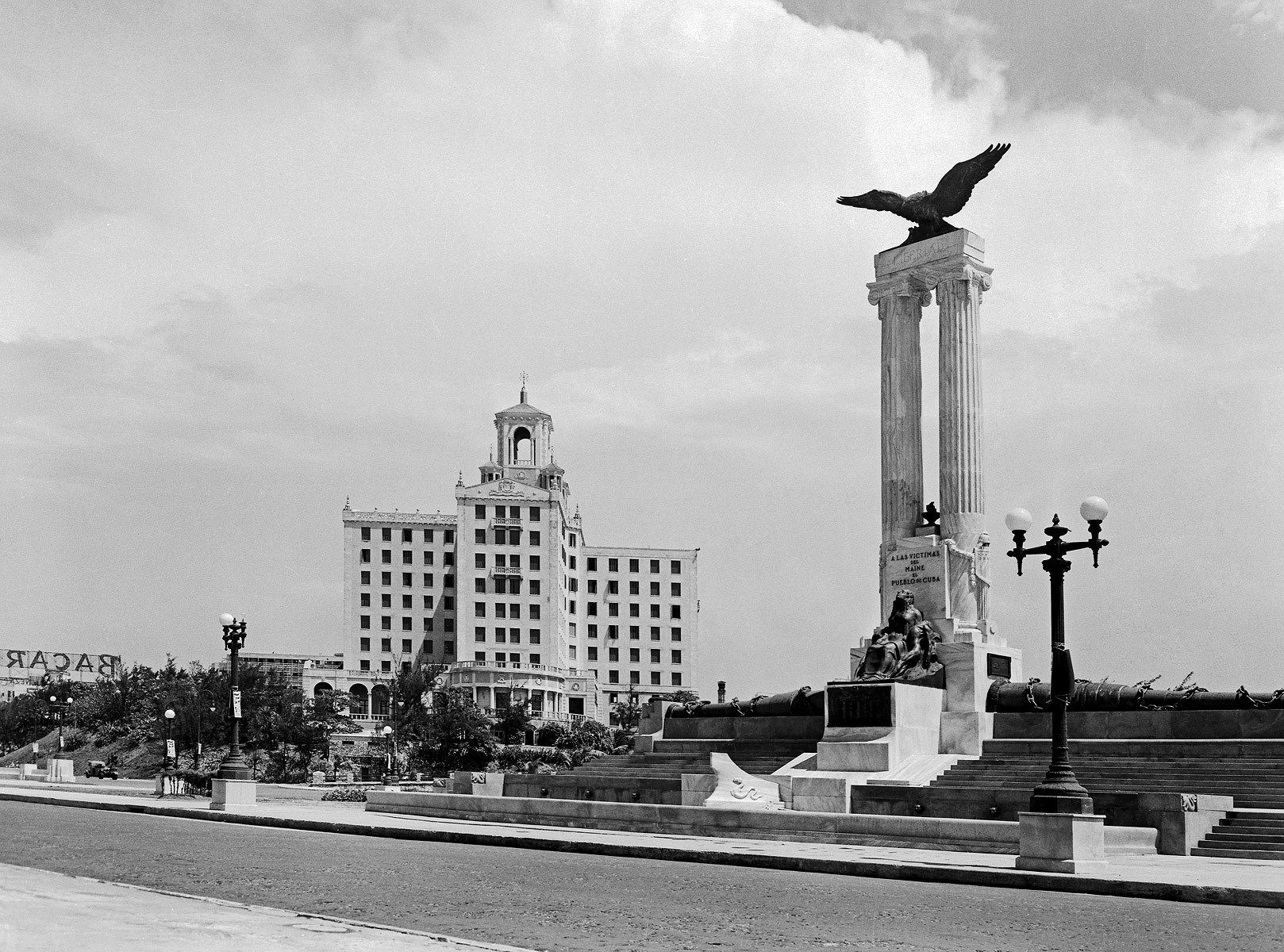 Maine Monument 1953