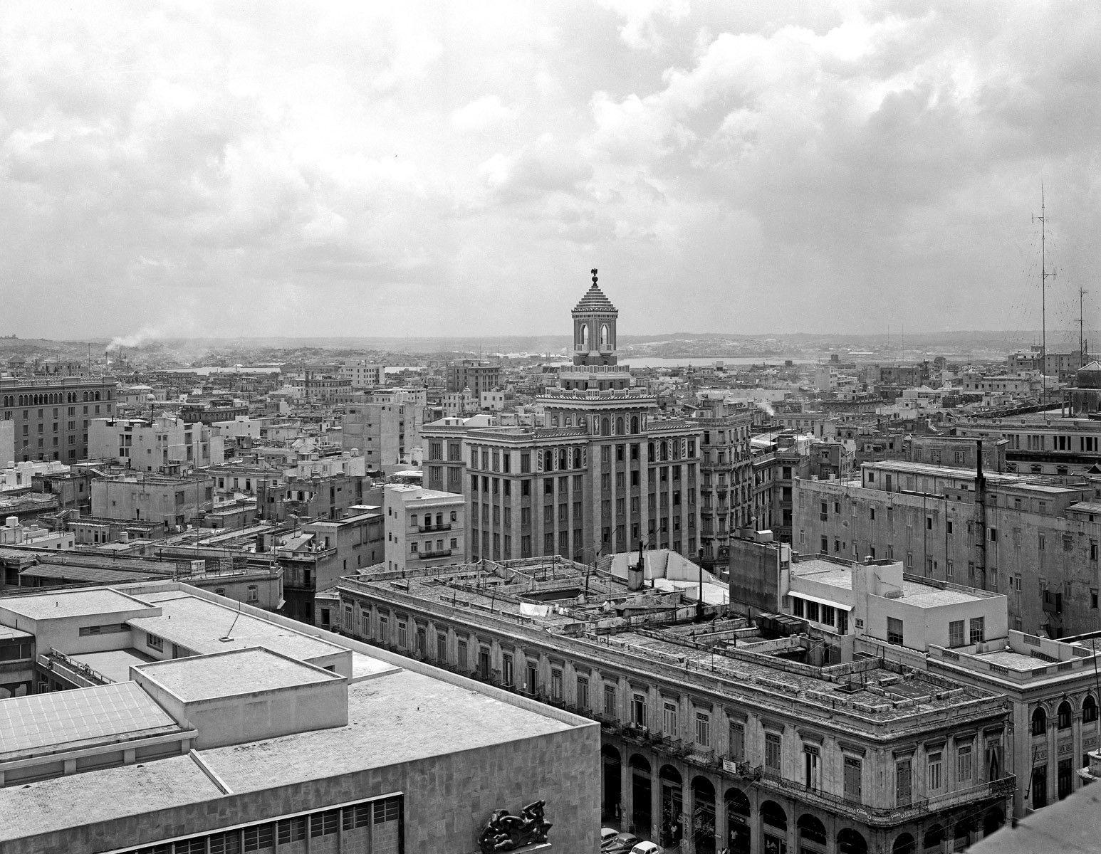 Bacardi Building 1952