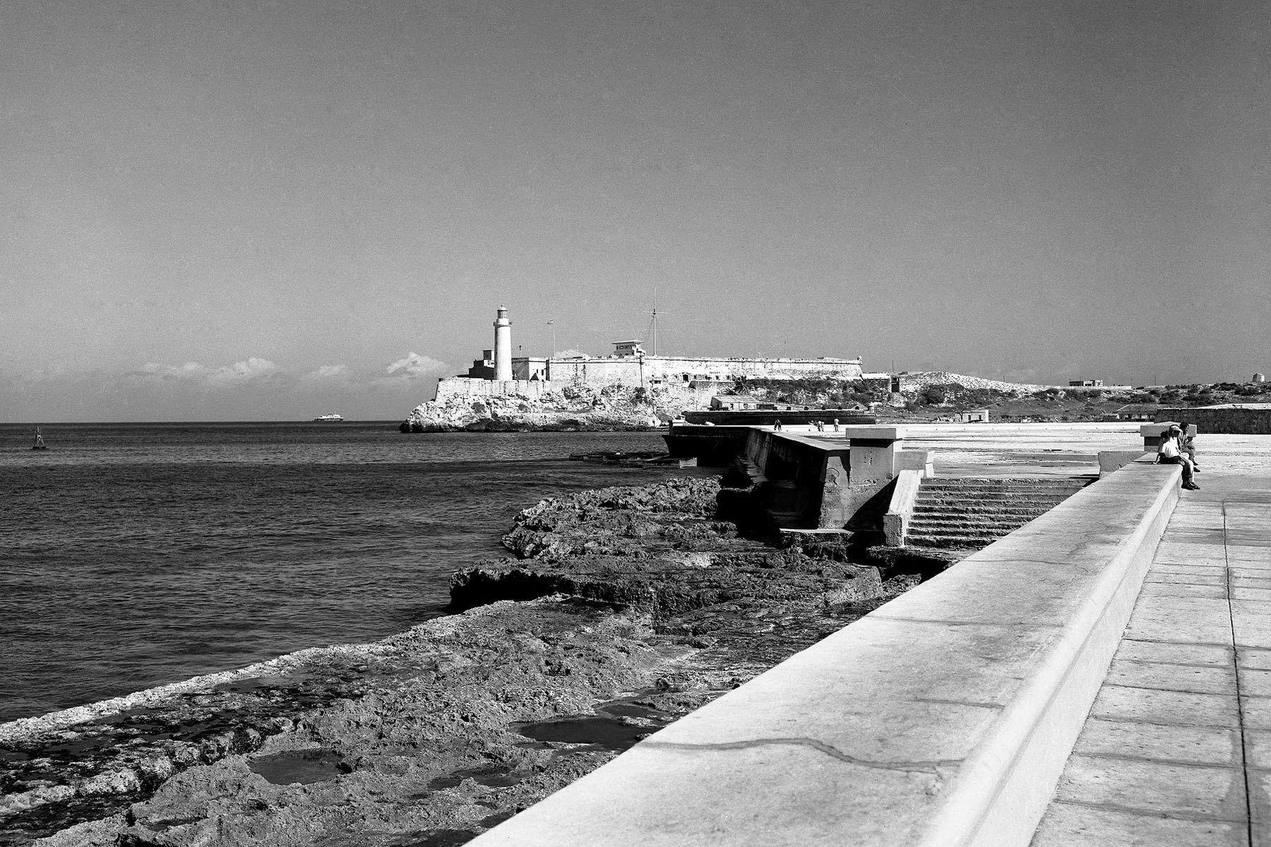 El Malecon Boardwalk 1953