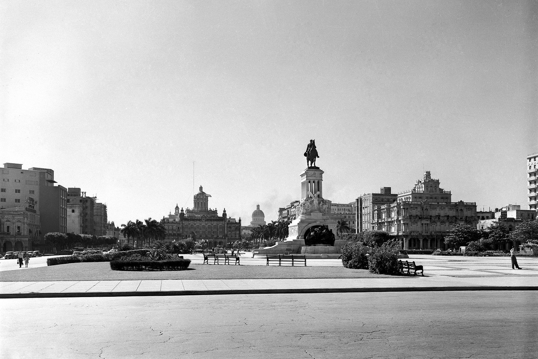Maximo Gomez Monument 1954