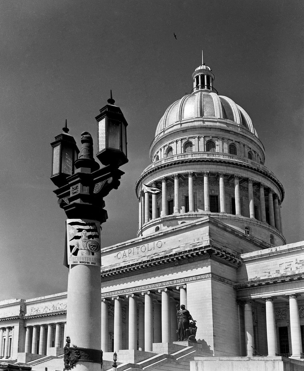 The Capitol 1952