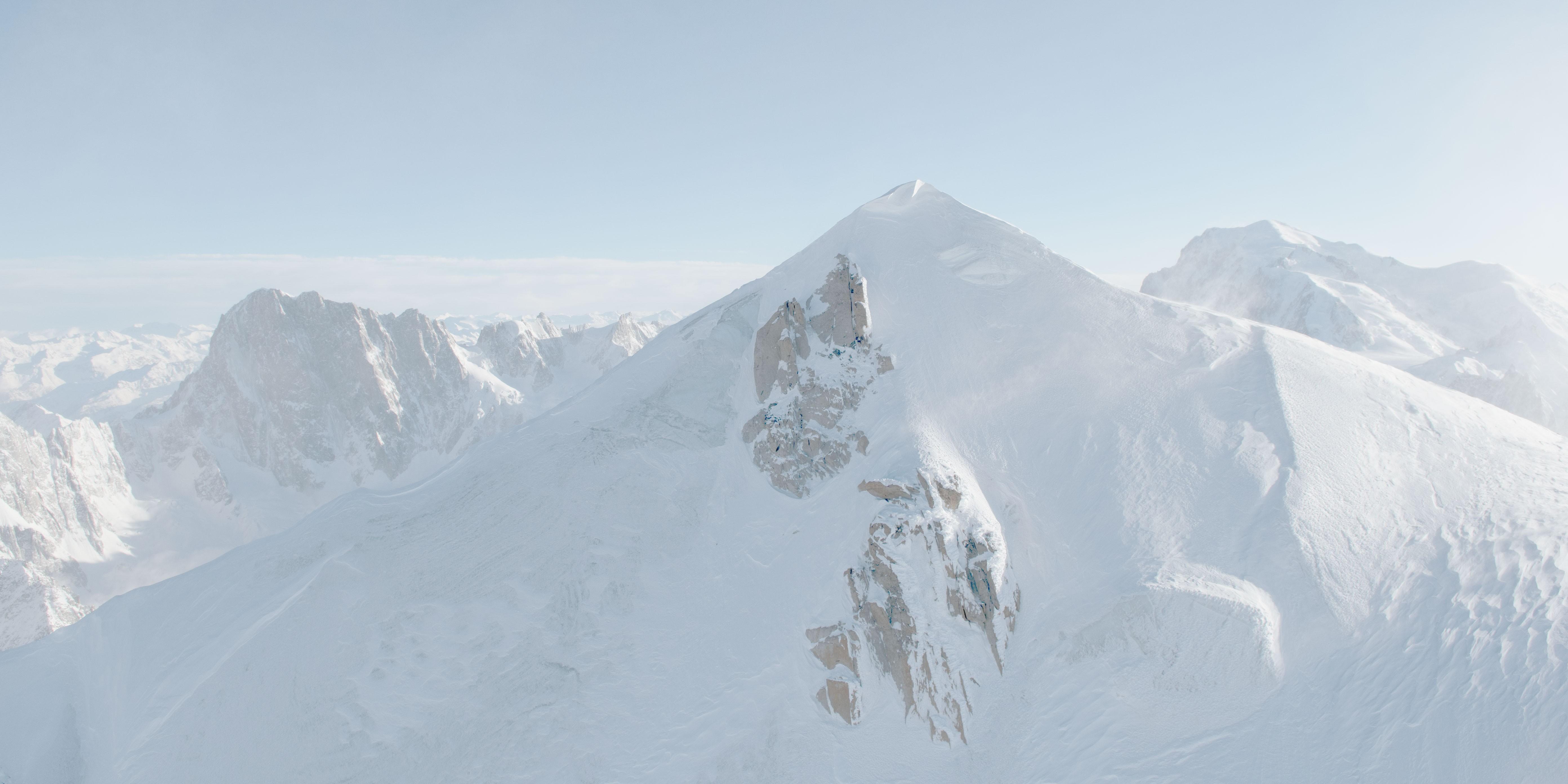 Aiguille Verte 4122 m