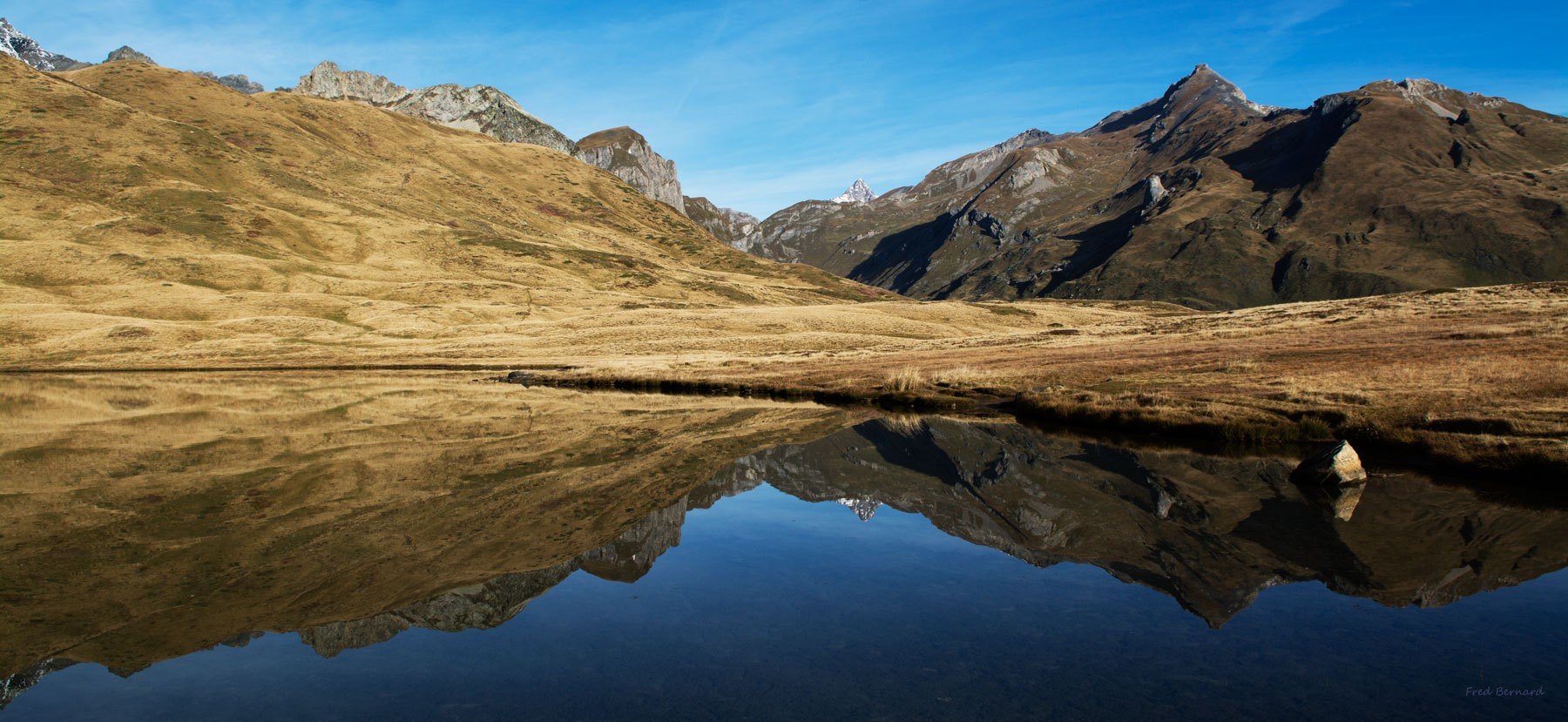 Lac Verney Val d'Aoste/ col petit st bernard