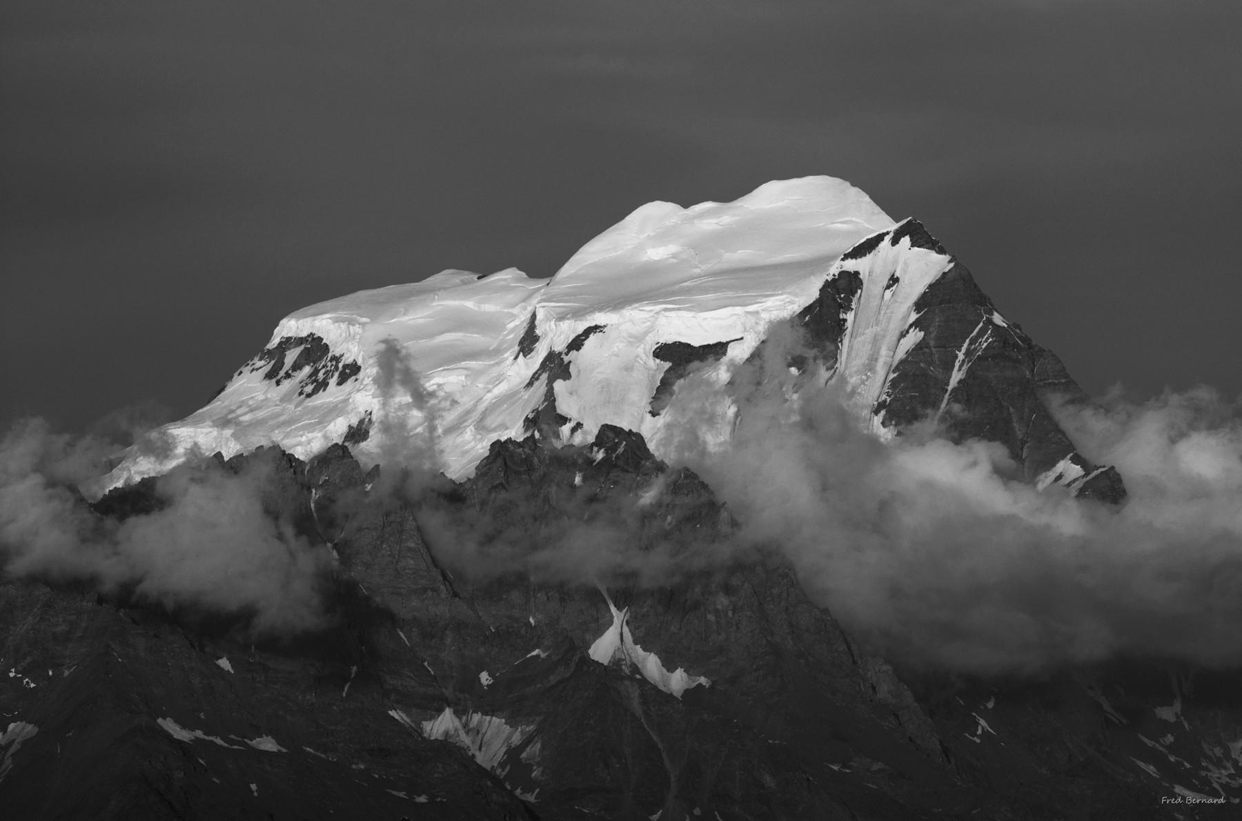 Grand Combin en Suisse