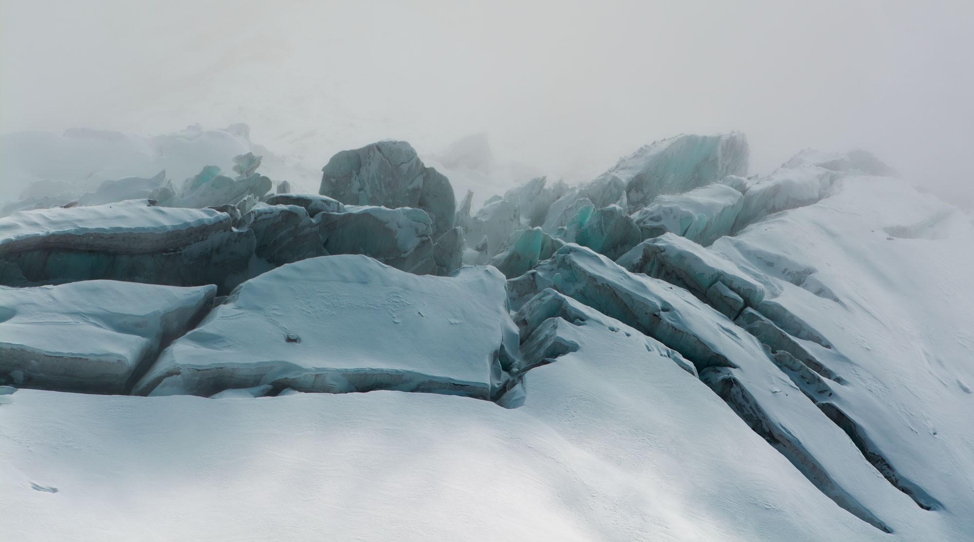 glacier Toula