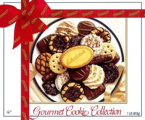 Entenmanns Gourmet Cookies box