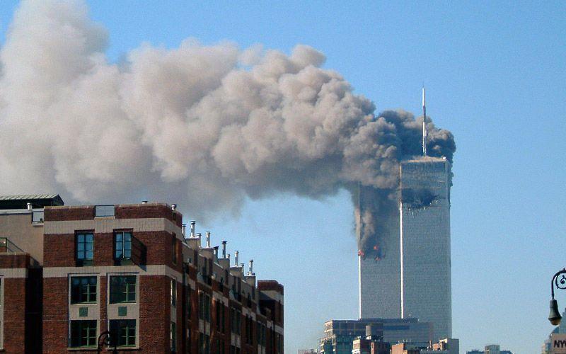 September 11 2001 kiyoshi TOGASHI