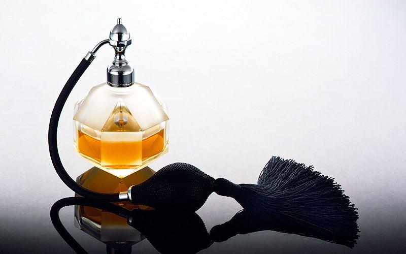 crystal perfume bottle kiyoshi togashi
