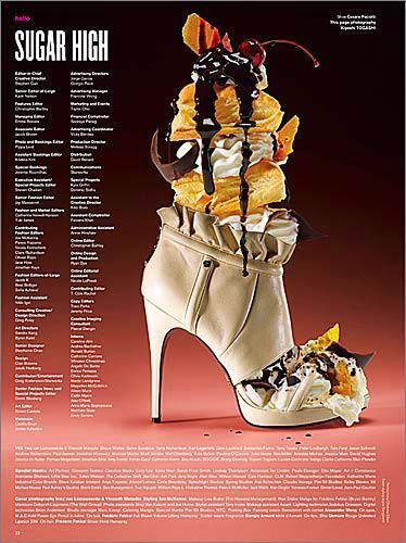 v magazine paciotti shoes