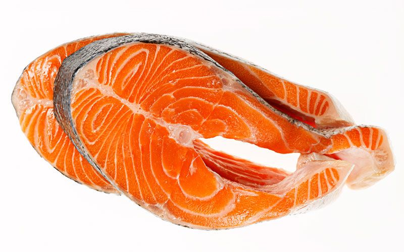 salmon steaks kiyoshi togashi