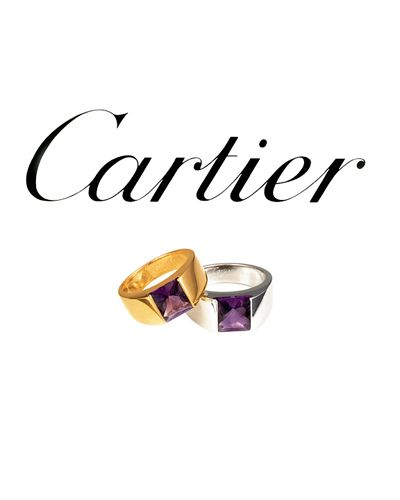 cartier 2 rings